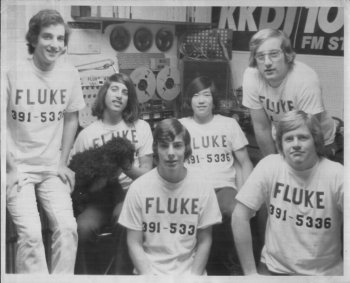 Uncle Jeffy, Fluke, Brent, & George, Bruce, Kirk