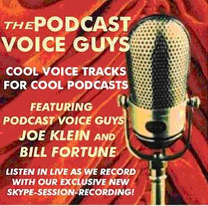 Podcast Voice Guys.com